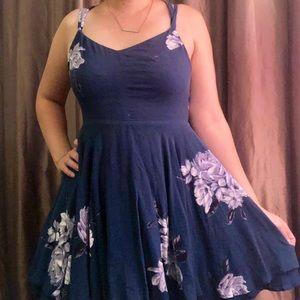 Kimchi Blue cute fit + flare dress